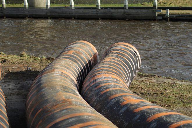 Evacuación de aguas residuales