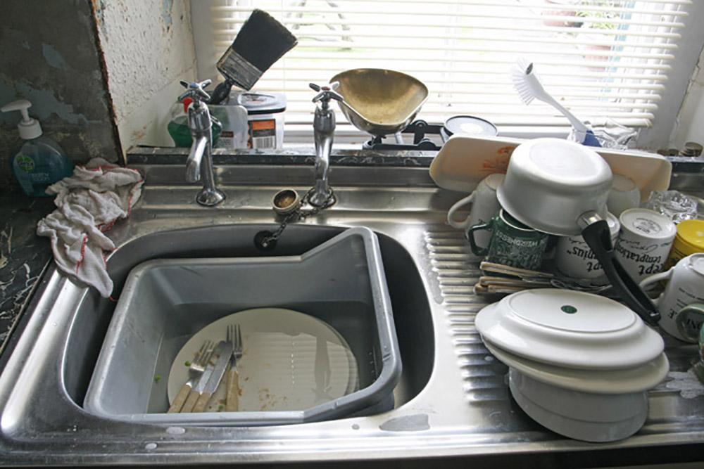 Dónde se producen atascos en el hogar