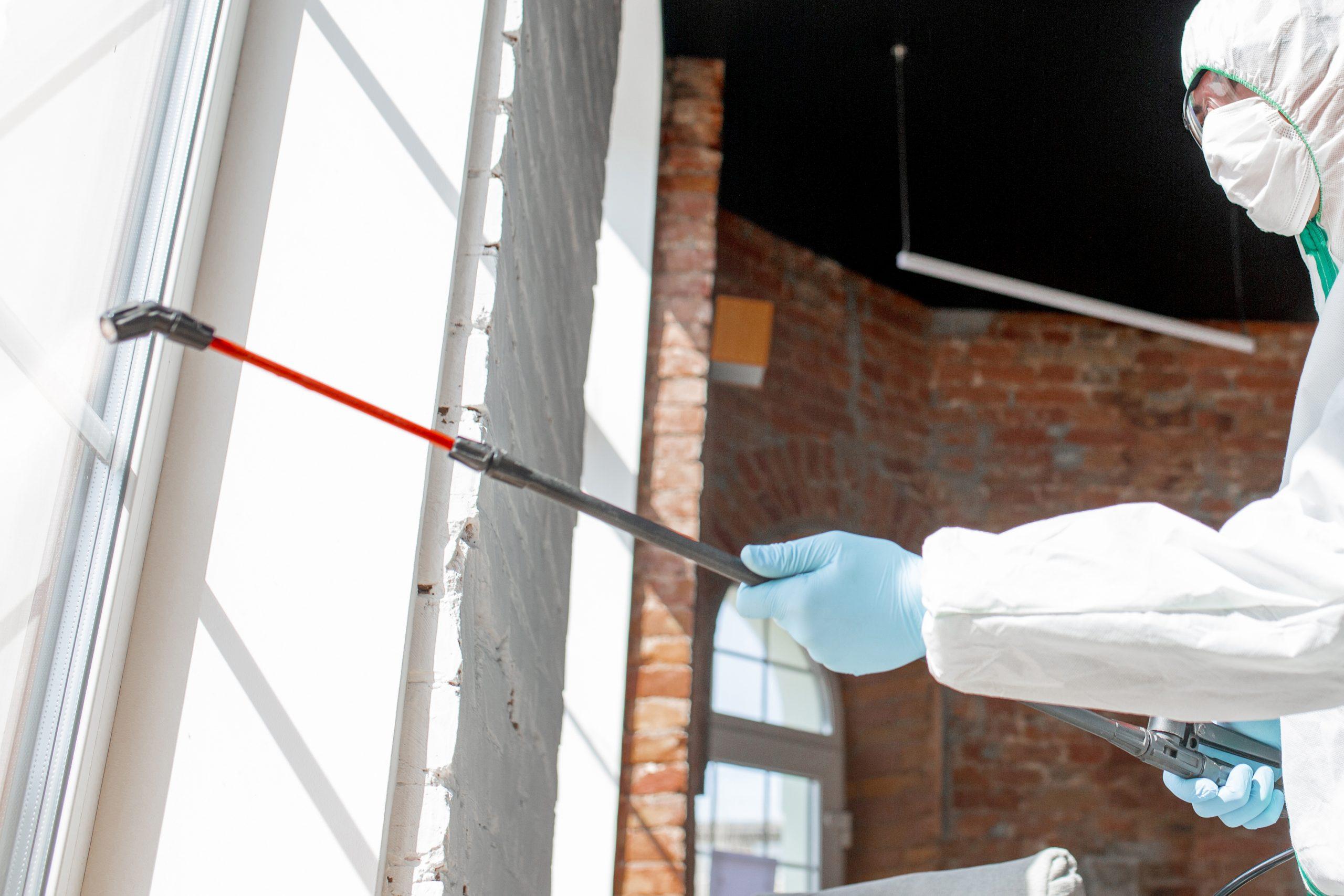 Desinfección de espacios habitados Sevilla