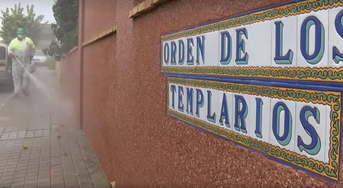 Desinfectar viviendas y establecimientos Sevilla